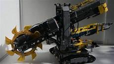 lego technic rc modelle lego technik 42055 schaufelradbagger rc modell