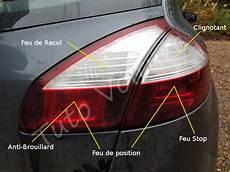 Oule Et Bloc Feux Arri 232 Re D Une Renault M 233 Gane Comment