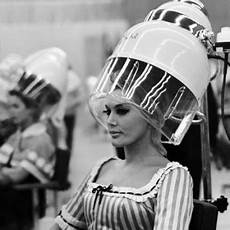 vintage photos of hair dryers vintage everyday