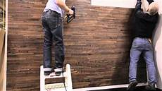 Bois Mural Intérieur Friendlywall Easy Installation