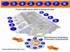 1997 ford 460 engine diagram ford 429 and 460 firing order gtsparkplugs wiring forums