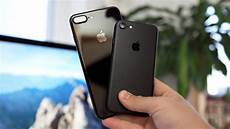 Iphone 7 Plus Diamantschwarz Unboxing Farbvergleich