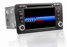 autoradio gps audi a3 autoradio gps bluetooth audi 8p a3 s3 rs3 sportback neuf pas cher