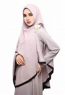 Inilah 15 Jilbab Syar I Menutup Dada Ada