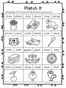 digraphs ch ph wh phonics worksheets no prep by nielson