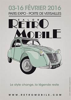 Salon Retromobile 2016