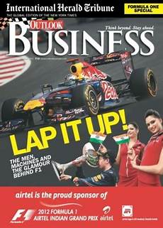Outlook Business Formula One Special Issue Magazine Get