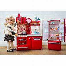 Luxury Kitchen Play Set by Our Generation Gourmet Kitchen Set Our Generation Uk