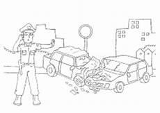 Ausmalbilder Polizeistation Ausmalbilder Polizei Poizeiauto Krankenwagen