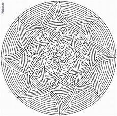 Kostenlose Ausmalbilder Zum Ausdrucken Mandalas Title Mit Bildern Mandala Ausmalen Mandala