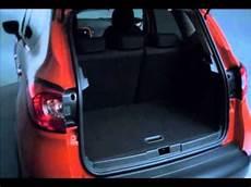 Le Coffre De Renault Captur Magnifique Et Utile