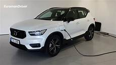 new 2020 volvo xc40 with t5 engine petrol electric
