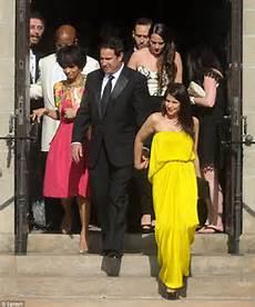 michael jordan and yvette prieto wedding photos newlyweds