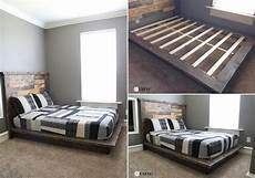 How To Make Your Own Bed how to build your own bed from scratch three tutorials