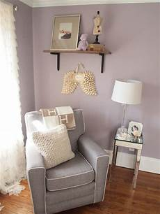 mila s purple gray modern project nursery