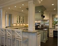 Traditional Kitchen Peninsula by Traditional Kitchen Kitchen Peninsula Design Pictures