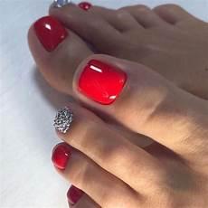 gelnailcolors toe nail color red nail designs toe nails