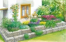bepflanzung b 246 schung terrasse