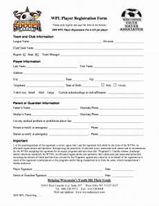 11 printable registration form template word fillable sles in pdf word to download pdffiller