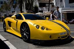 Ascari A10  Luxury Machine