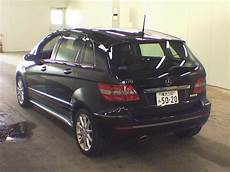 2007 Mercedes B Class B170 Sports Package Japanese