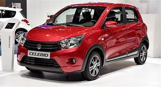 Suzukis New Celerio City Car From &1637999 In The UK