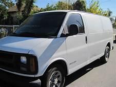 2001 Chevrolet Express Cargo  Pictures CarGurus
