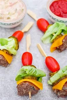 low carb burger spie 223 e gesundes fingerfood f 252 r