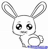 How To Draw An Easy Bunny By Dawn  Drawing Baby