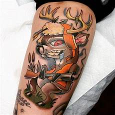 90 creative hunting tattoo ideas memorializing your