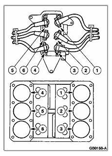 1998 ford ranger spark plug wire diagram
