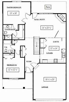 2br house plans 2br 1354 sq ft castlebuildersllc com floor plans house