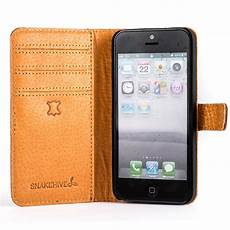 snakehive 174 apple iphone 5 5s se vintage leder wallet