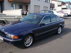 Bmw E39 520i Technical Specifications
