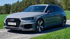 The 2018 Audi Rs4 Avant Is The Clean Cut Performance Wagon