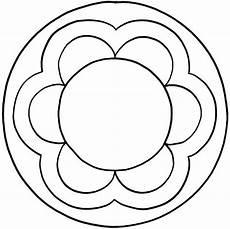 Ausmalbilder Einfache Mandalas Mandalas Zum Ausdrucken Mandalas Zum Ausdrucken