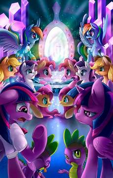 equestria in equestria my pony friendship