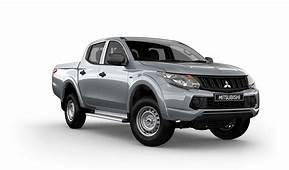 2017 Mitsubishi Triton GLX Double CAB MQ MY17 Sterling