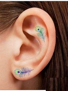 69 perfect ear tattoo designs that you should embrace this