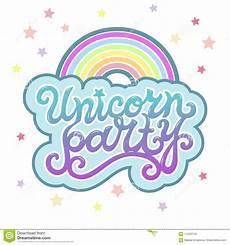 Unicorn Malvorlagen Kostenlos Text Unicorn Text Als Firmenzeichen Ausweis Flecken