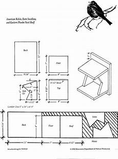 swallow bird house plans free birdhouse plans robins pdf woodworking