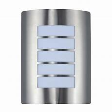 lighting view 9 in w 1 light stainless steel outdoor wall lantern sconce 64331wtsst the