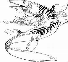 Ausmalbilder Reptilien Malvorlagen Antikes Reptil Ausmalbild Malvorlage Tiere