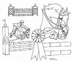 Malvorlagen Pferde Springen Ausmalbilder Pferde Turnier Ausmalbilder