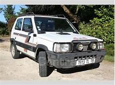 Fiat Panda 1 0 4x4 Val D Isere Ii 1991 Essence Occasion