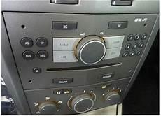 opel astra h pioneer touch radio einbauen auto iso