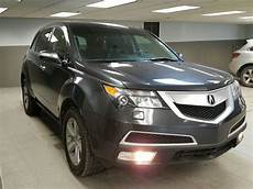 2013 acura mdx technology package sh awd calgary alberta used car for sale 2705406