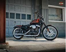 Can You Ride A Harley Davidson Xl1200n Nightster With An