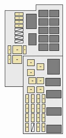 2004 Toyotum Camry Fuse Diagram toyota camry 2004 2006 fuse box diagram auto genius