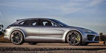 A Porsche Panamera Wagon Will Go On Sale Later This Year